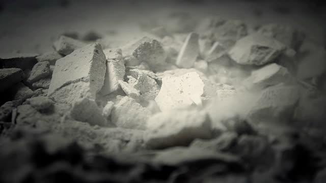 礎石 - 石材点の映像素材/bロール