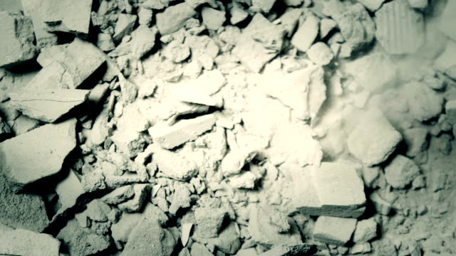 rubble - stone material stock videos & royalty-free footage