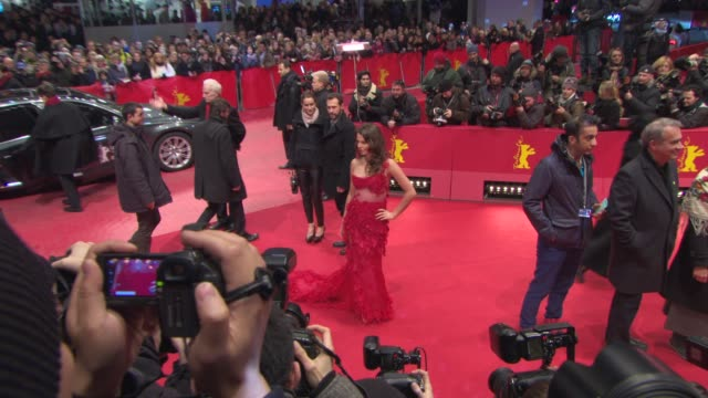 ruby o fee at gala award ceremony 65th berlinale red carpet 65th berlin film festival at berlinale palace on february 14 2015 in berlin germany - fee stock videos and b-roll footage