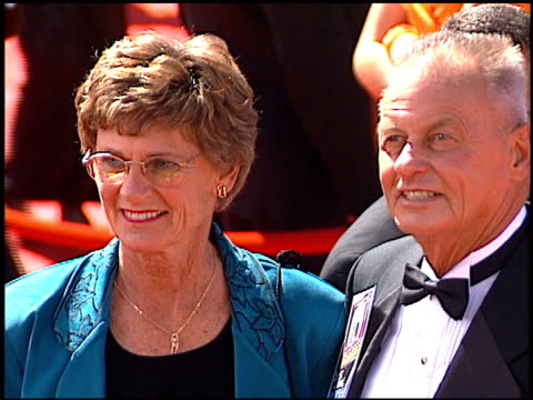 rudy boesch at the 2000 emmy awards at the shrine auditorium in los angeles, california on september 10, 2000. - shrine auditorium video stock e b–roll