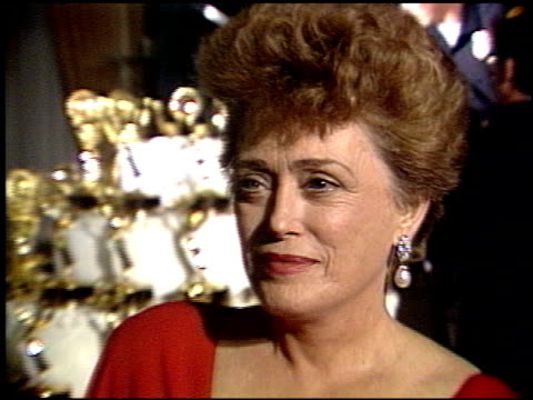 rue mcclanahan at the 1988 awards dinner at the four seasons hotel in los angeles, california on august 23, 1988. - four seasons hotel stock videos & royalty-free footage
