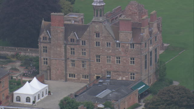 rufford abbey - 16th century stock videos & royalty-free footage
