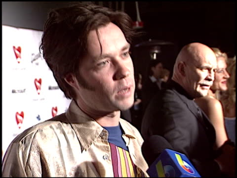 rufus wainwright at the musicares 2004 person of the year sting at sony pictures studios in culver city california on february 6 2004 - culver city stock videos & royalty-free footage