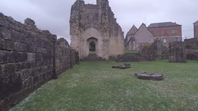 ruin of abbey
