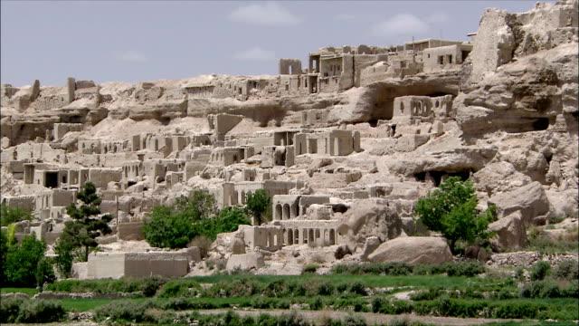 WS ZI Ruins of abandoned village, Iran