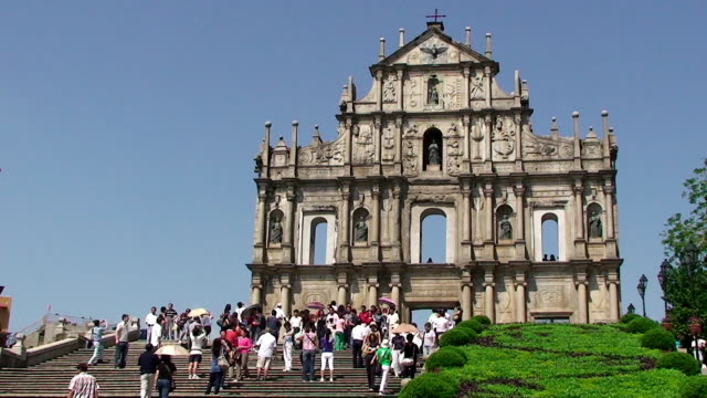 Ruins of St. Pauls - Macau