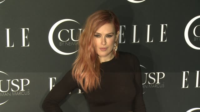 rumer willis at 5th annual elle women in music celebration presented by cusp by neiman marcus at avalon on april 22, 2014 in hollywood, california. - neiman marcus stock videos & royalty-free footage
