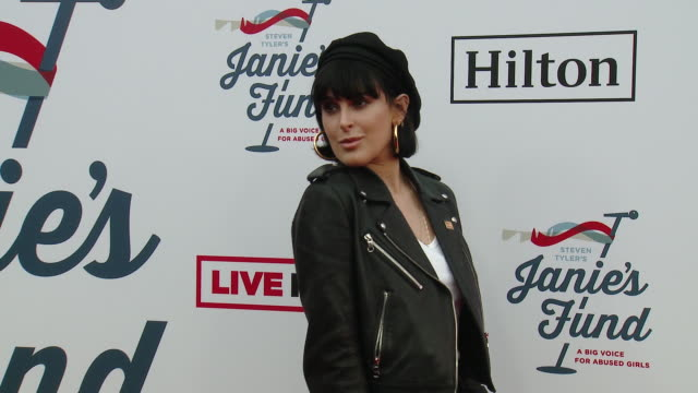 Rumer Willis at Steven Tyler's 2nd Annual GRAMMY Awards Viewing Party to Benefit Janie's Fund in Los Angeles CA