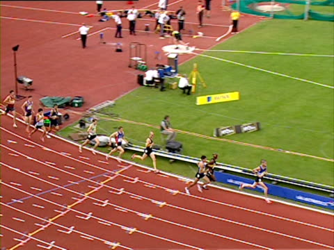 runners compete in the men's 1500m final. - final round stock videos & royalty-free footage