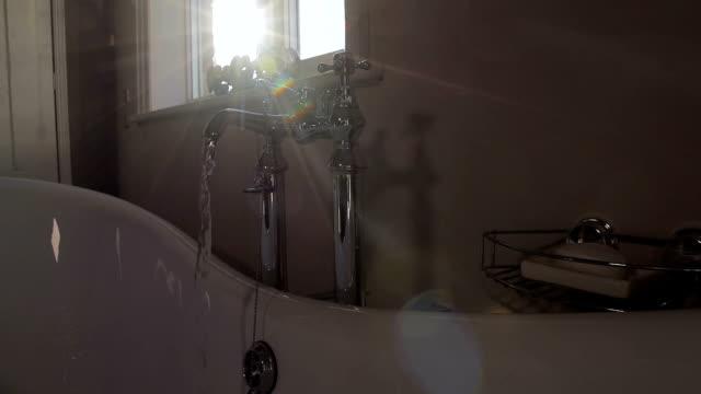 Running A Warm Soothing Bath