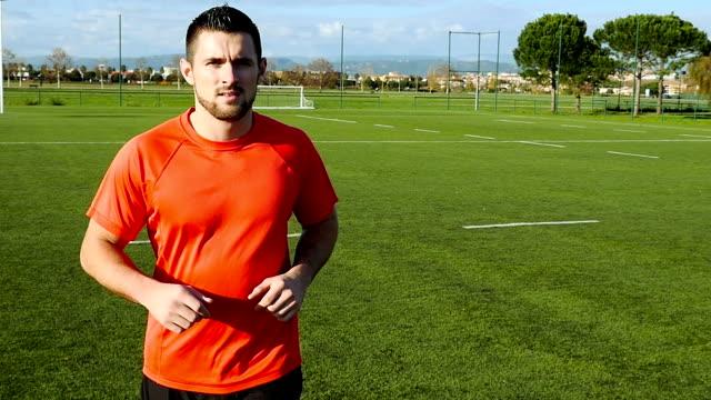 running man - sports training drill stock videos & royalty-free footage