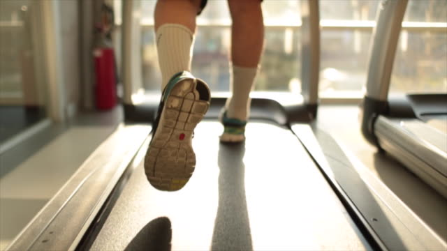 running - cardiovascular exercise stock videos & royalty-free footage