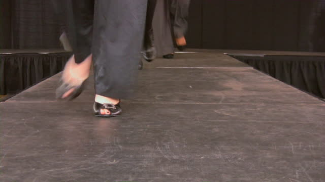 runway. entertainment, modeling, fashion. - catwalk stock videos & royalty-free footage