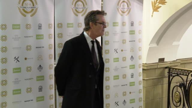 stockvideo's en b-roll-footage met rupert everett at the national film awards 2019 on march 27 2019 in london united kingdom - rupert everett