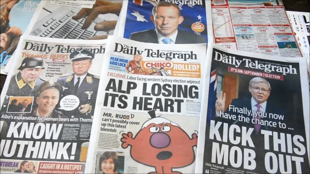 Rupert Murdoch is playing a prominent role in undermining Kevin Rudd dream of retaining power in Australia elections analysts say CLEAN Australian PM...