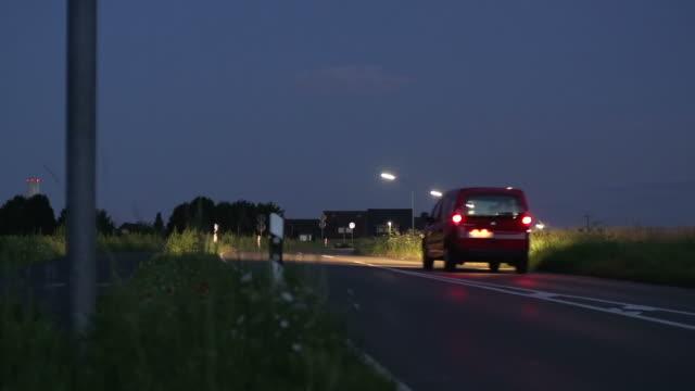 CRANE: Rural Road, Germany