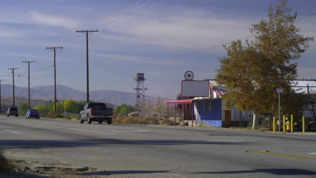 ms rural road, palmdale, california, usa - palmdale stock videos and b-roll footage