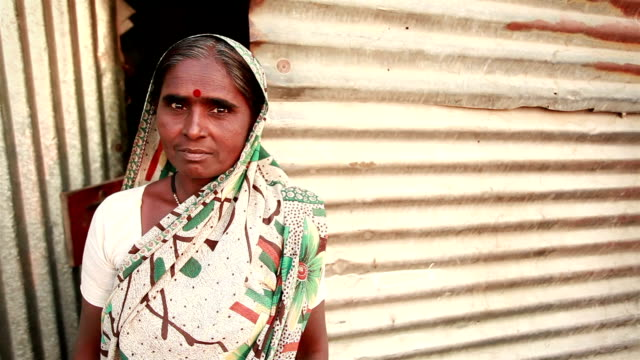 Rural traditional Indian woman