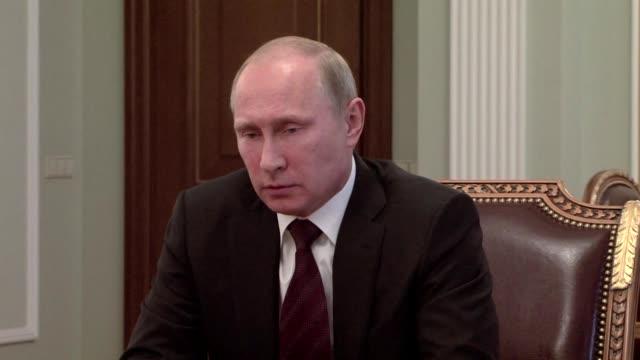 vídeos y material grabado en eventos de stock de rusia anuncio el lunes que enviara una delegacion parlamentaria a los estados unidos con el fin de discutir sobre la situacion en siria con los... - ee.uu