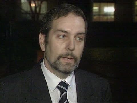 russell causley jailed for life:; england: hampshire: winchester: ext / night crown court cms det chief insp tony nott intvw sot - justice has been... - itv news at five stock videos & royalty-free footage
