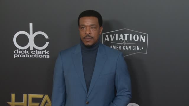 Russell Hornsby at the 22nd Annual Hollywood Film Awards at The Beverly Hilton Hotel on November 04 2018 in Beverly Hills California