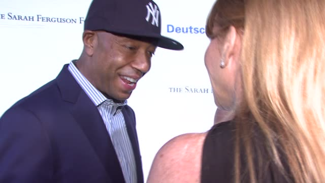 russell simmons at the 2007 cipriani wall street concert series benefiting us fund for unicef at cipriani in new york, new york on october 30, 2007. - russell simmons stock videos & royalty-free footage