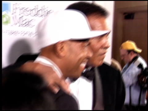 Russell Simmons at the Midsummer Night's Magic Gala at the Century Plaza Hotel in Century City California on July 13 2005