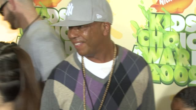 Russell Simmons at the Nickelodeon's 22nd Annual Kids' Choice Awards at Los Angeles CA