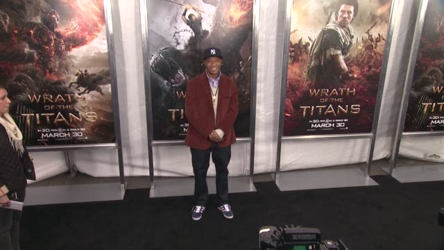 russell simmons at wrath of the titans ny at amc lincoln square theater on march 26 2012 in new york new york - russell simmons stock videos & royalty-free footage