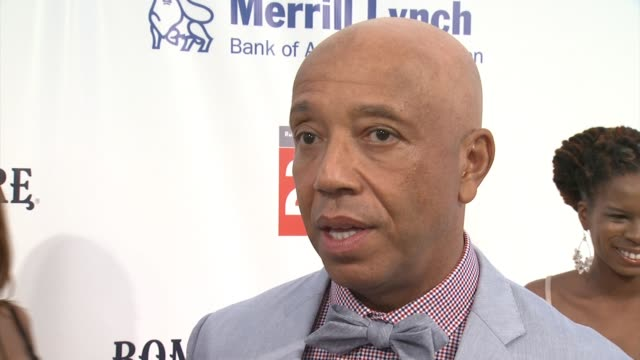INTERVIEW Russell Simmons on what education is about today on tonight's honoree Dave Chappelle being a supporter of arts education and giving back to...