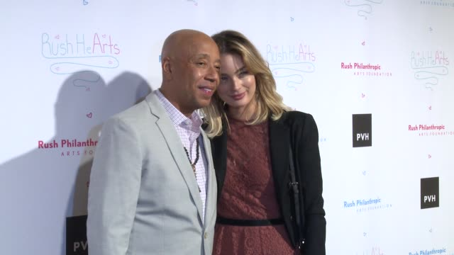vídeos y material grabado en eventos de stock de clean russell simmons' rush philanthropic arts foundation's annual rush hearts education luncheon at the plaza hotel on march 11 2016 in new york city - russell simmons