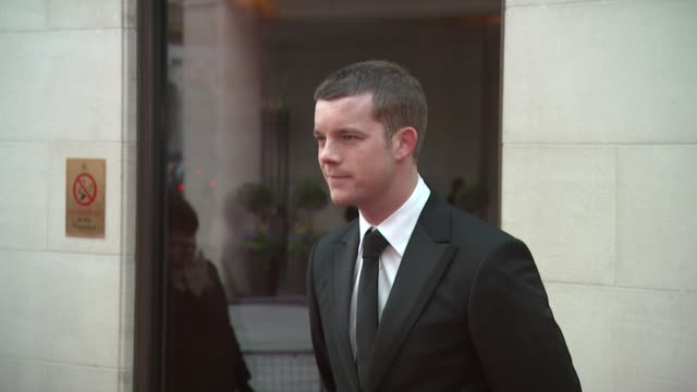 Russell Tovey at the Laurence Olivier Awards 2009 at London