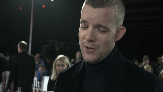 interview russell tovey on working with the cast working with ian mckellen helen mirren asking question about their theatre experience the plot of... - cast member stock videos & royalty-free footage