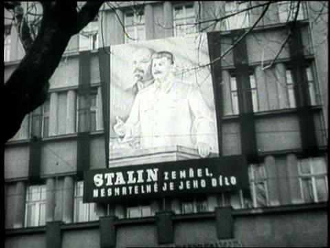 russia boasts many landmarks of soviet dictator joseph stalin - showing off stock videos & royalty-free footage