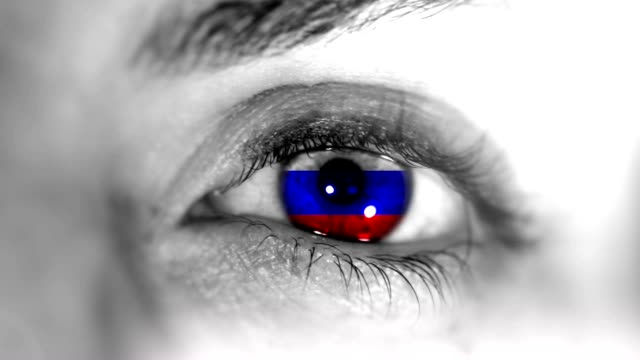 russia eye. hd - russia stock videos & royalty-free footage