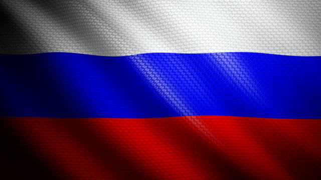 russia flag 4k - former ussr flag stock videos & royalty-free footage