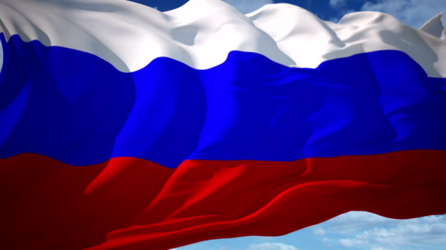 russia flag - former ussr flag stock videos & royalty-free footage
