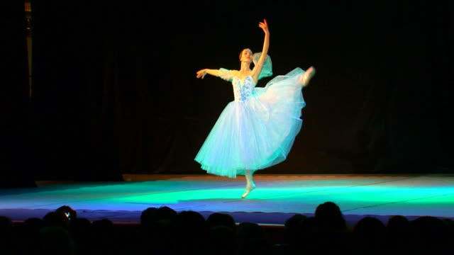 russian ballet arts - ballet dancing stock videos & royalty-free footage