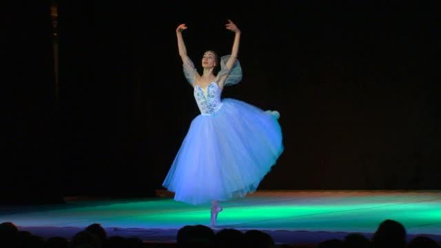 ロシアバレエ芸術 - 舞台芸術点の映像素材/bロール