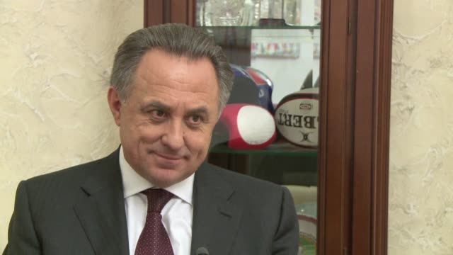 Russian Deputy Prime Minister Vitaly Mutko who was banned for life from the Olympic Games this month over doping says he is stepping down as chairman...