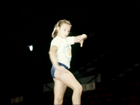 Wembley Maria Filetova on beam