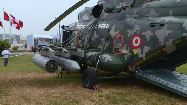 PER: Russian business defends right to sell helicopters in Latin America
