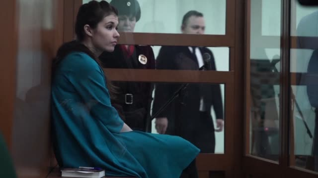A Russian military court sentences a 21 year old student who tried to enter Syria after falling in love with an Islamic State fighter to four and a...