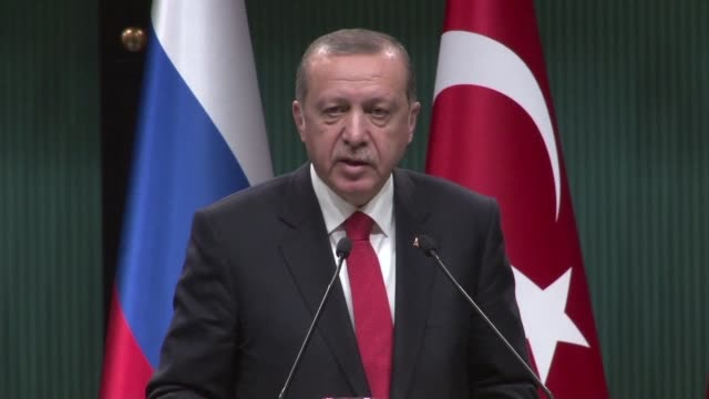 Russian President Vladimir Putin and Turkish counterpart Recep Tayyip Erdogan on Thursday agreed to push for the creation of a de escalation zone in...