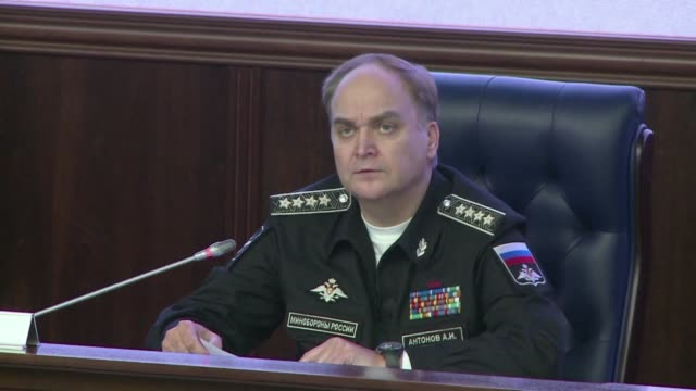 Russian President Vladimir Putin appoints deputy foreign minister Anatoly Antonov as the country's new ambassador to the United States replacing...