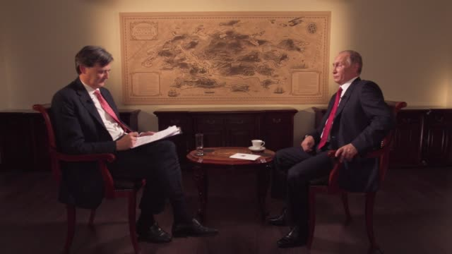 Russian President Vladimir Putin sat down for a rare interview with Bloomberg EditorinChief John Micklethwait The almost twohour conversation in the...