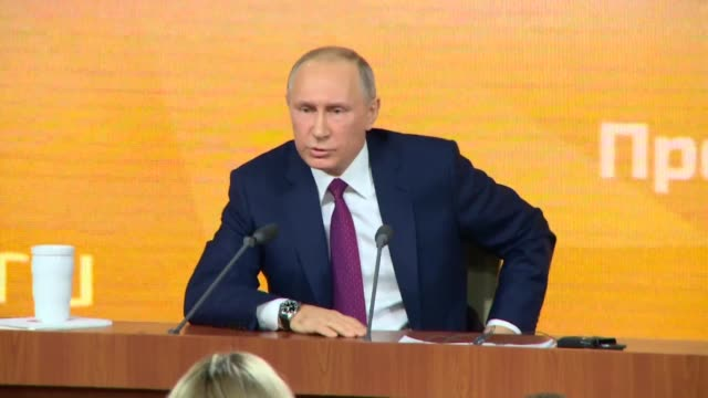 Russian president Vladimir Putin says that he welcomes the United States awareness of reality in the North Korea crisis after Washington announced it...