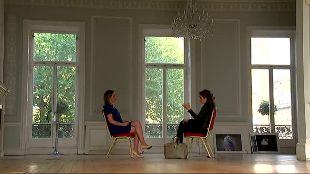 Russian super rich living in London INT Mark Hollingsworth interview SOT Ukraine crisis has intensified money into London Reporter to camera in Eaton...