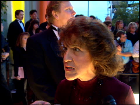 ruth buzzi at the comedy awards 95 at the shrine auditorium in los angeles california on february 26 1995 - ジャーマンコメディアワード点の映像素材/bロール