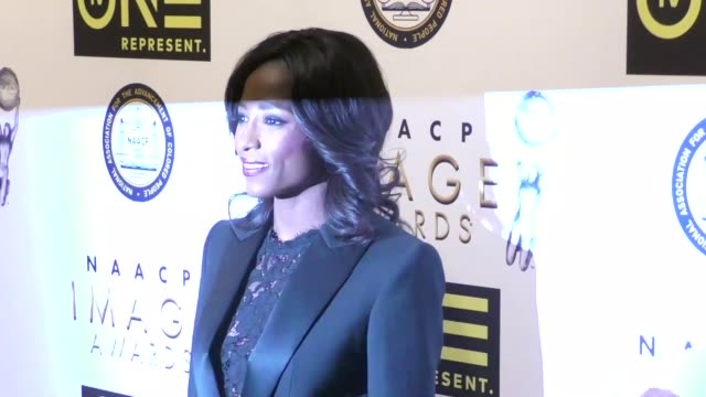 Rutina Wesley at the 48th NAACP Image Awards Nominees' Luncheon on January 28 2017 in Hollywood California